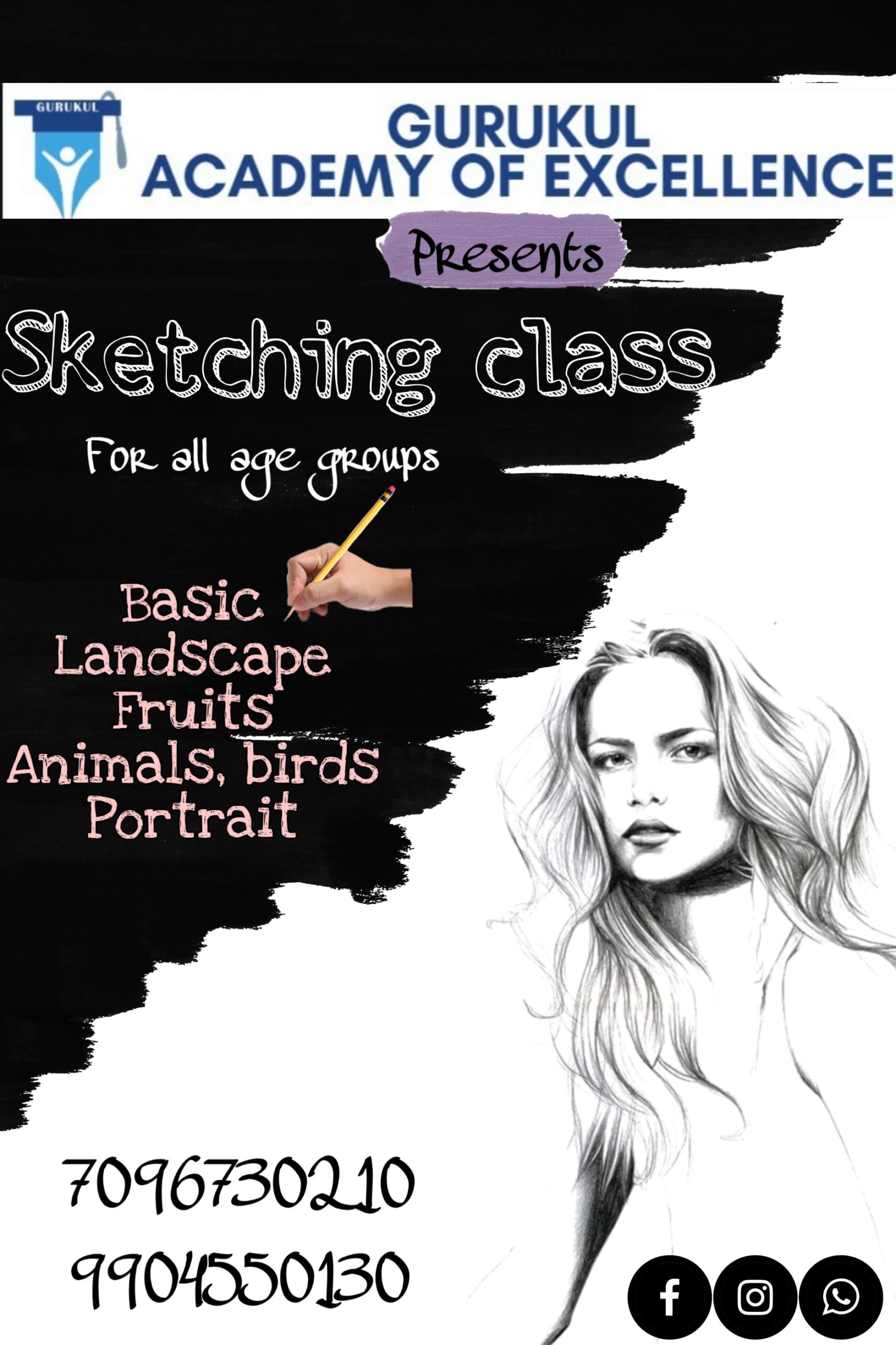Sketch Learning Class